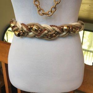 Accessories - ⭐️ Braided Gold/Bronze Belt ⭐️ (506)